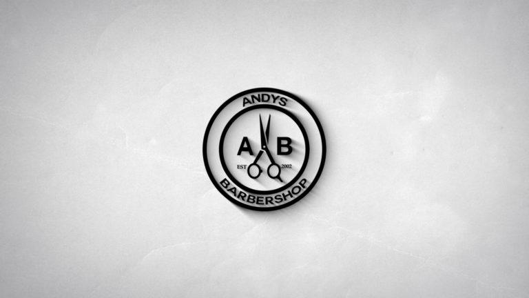 Andys Barbershop | Logo Reveal