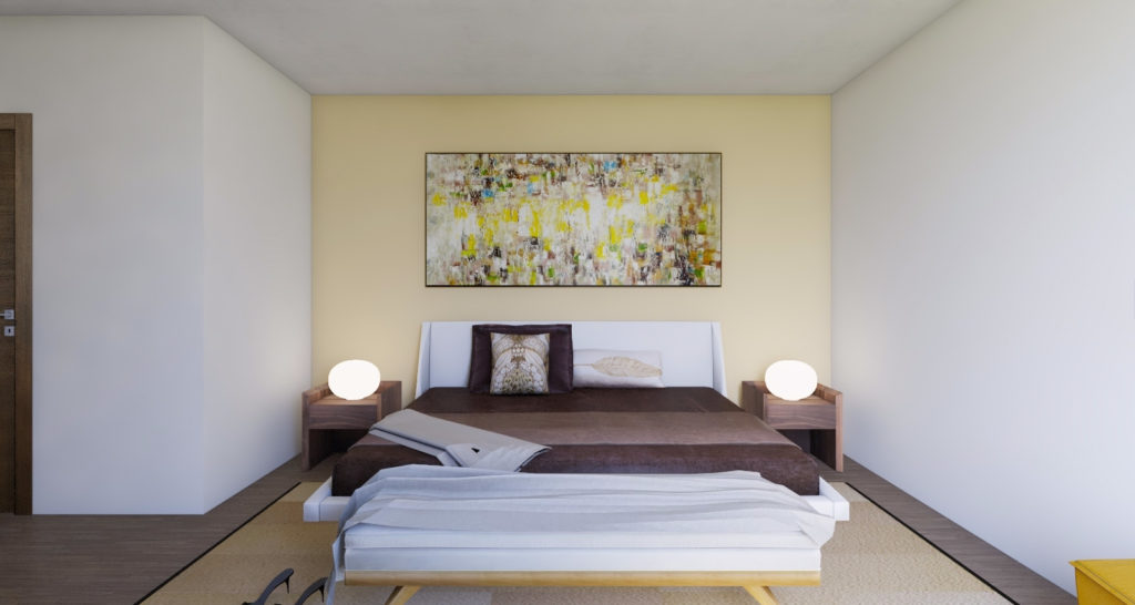 Bedroom | 3D