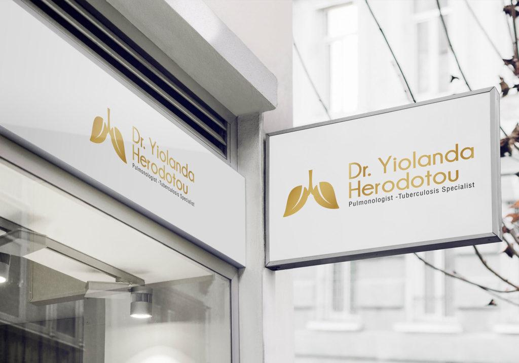 Dr Yiolanda | Logo Design